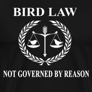 Bird Law - Its Always Sunny Quote
