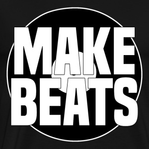 Make Beats - Men's Premium T-Shirt