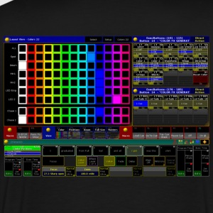 Color Picker - Men's Premium T-Shirt