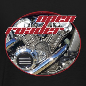 Open Roader V Twin - Men's Premium T-Shirt