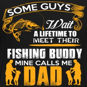 FISHING DAD - Men's Premium T-Shirt