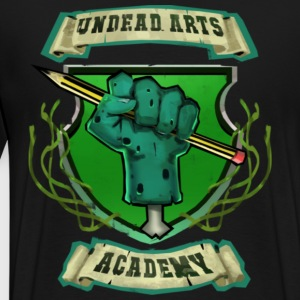 Undead Arts Academy - Men's Premium T-Shirt