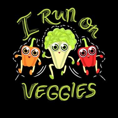 Funny Running Shirts - They Said Men\'s Premium T-Shirt - black