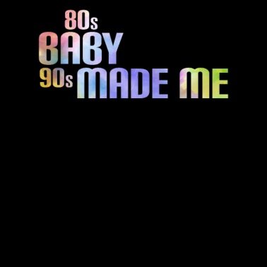 fbcc3cf37 Retro 80s - Baby 90s Made me Shirt 80s 90s TShirt Unisex Baseball T ...