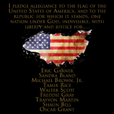 68557dd5ed6 pledge of allegiance.png. Justice for the Unarmed - Men s Premium T-Shirt