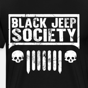 BLACK JEEP SOCIETY JEEP
