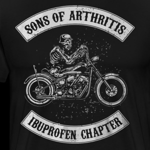 Sons of Arthritis Iboprofen chapter
