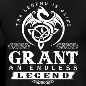 THE LEGEND IS ALIVE GRANT AN ENDLESS LEGEND
