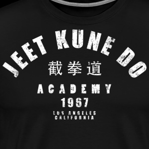 VINTAGE jeet kune do martial art for black t shirt