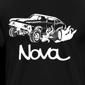 Chevy Nova Classic Car T Shirts