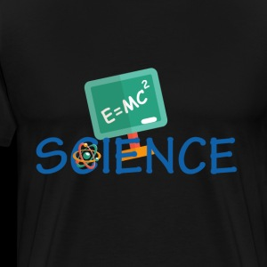 Science T Shirt Funny Shirt E=MC 2