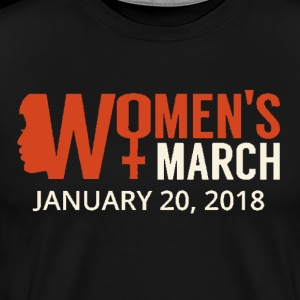 Women's March January 20 2018