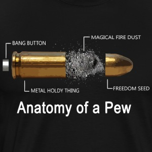 Anatomy of a pew shirt