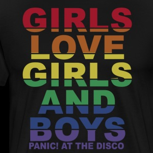 Girls love girls and boys panic at the disco