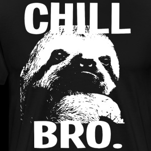 Chill Bro Sloth Cool Sloth