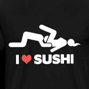 I Love Sushi Adult Dirty Funny Bachelor Party