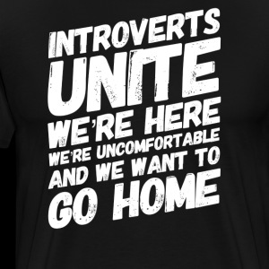 Introverts Unite - All Kinds Of People - Perfect