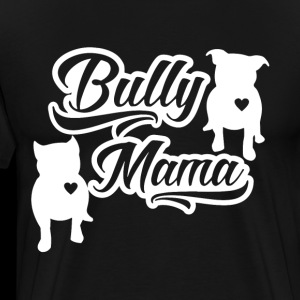 Bully Mama Racerback Tank Top Pitbull Bully Pitbul