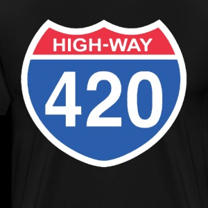 420 Highway Weed Blunt Hash Kief Oil Pot Colorado
