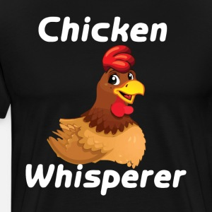 Chicken Whisperer Gift Funny Chickens Love Farmer