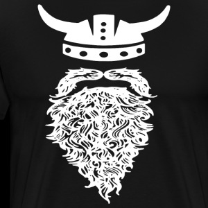 Bearded Viking Hipster Swag Art Design Beard T Shi