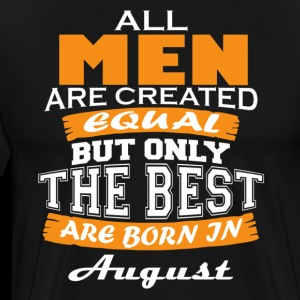 born in august