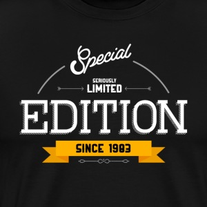 Special Seriously Limited Edition Since 1983 Gift