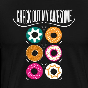 Check out my awesome Donut Six Pack Fitness Gym