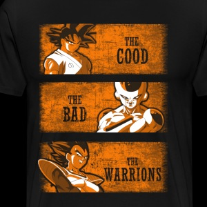 Dragon Ball – The good, The bad, The warrions