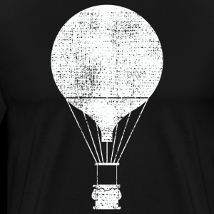 Aviation hot air balloon