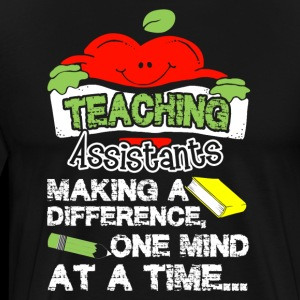 TEACHING ASSISTANT SHIRT