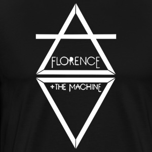 Florence and the Machine Logo Indie Rock Band