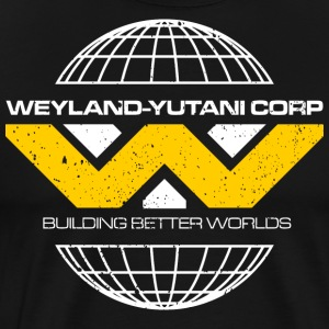 Weyland Yutani earth logo