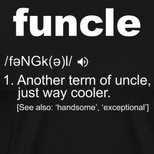 Funny Uncle Funcle Definition