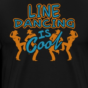LINE DANCING IS COOL SHIRT