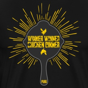 WINNER WINNER CHICKEN DINNER - PUBG