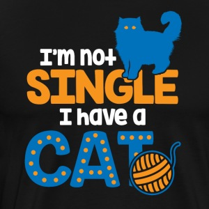 Im not single I have a cat valentines day gift