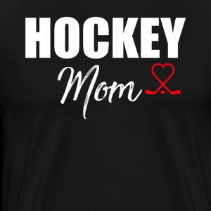 Hockey Mom T Shirt Cute Hockey Mom Gifts