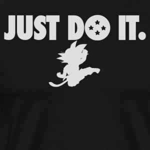 Dragon Ball Just do it