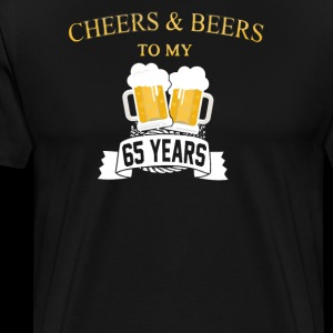 Cheers And Beers 65th Birthday