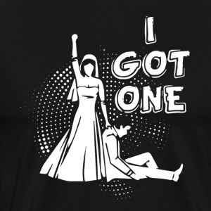 I got one wedding / gift / married / bride