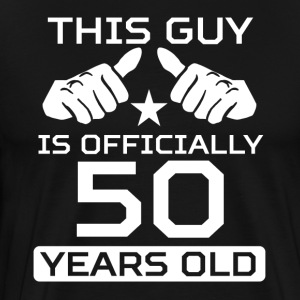 This Guy Is 50 Years Funny 50th Birthday