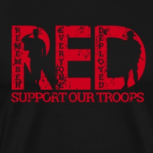 R.E.D - Remember Everyone Deployed