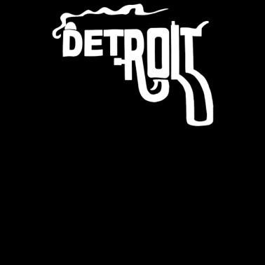 Detroit Gun Mens Premium T Shirt Spreadshirt