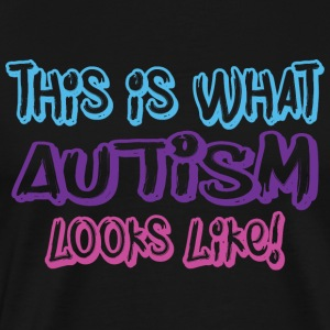 This Is What Autism Looks Like Autism Awareness