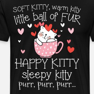 Soft Kitty Warm Kitty Happy Kitty cute heart gift
