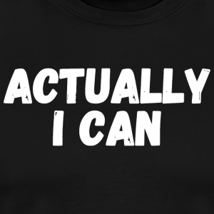 Motivation - Actually I Can - Empowerment motiva