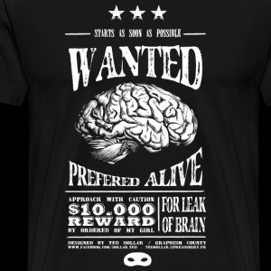 Brain wanted