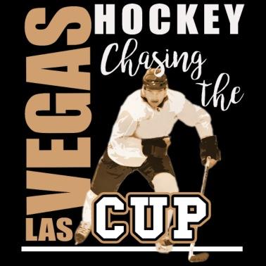 A Golden Vegas Sports Shirt Knight Emblem Men s V-Neck T-Shirt ... ad143c19a