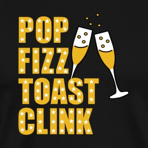 New years eve: Pop Fizz Toast Clink gift